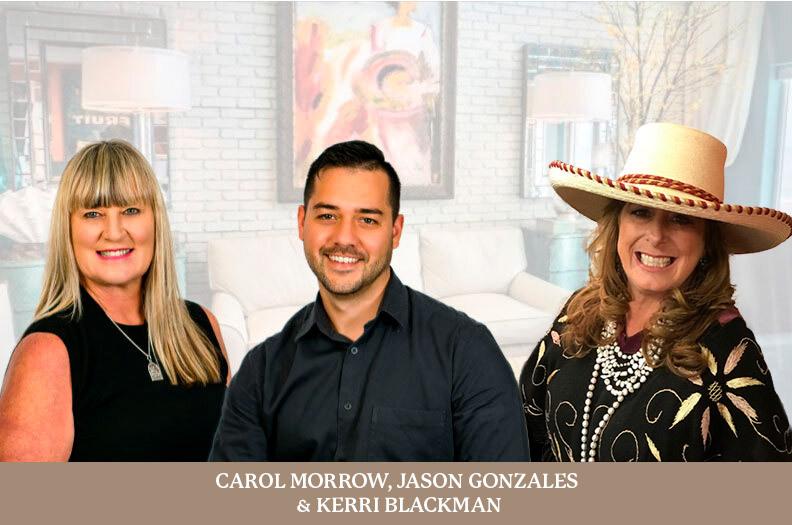 Carol Morrow Team
